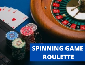 SPINNING GAME ROULETTE